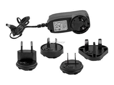 StarTech.com 20V DC Power adapter voor DK30A2DH/DK30ADD docking stations - 2A - vervangende of extra DC stroom adapter - Type-N Barrel