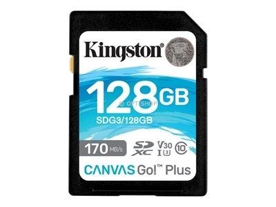 Kingston Canvas Go! Plus