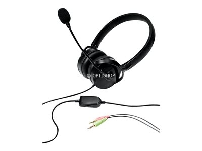 Verbatim Multimedia Headset 49123