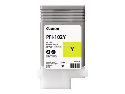 Canon PFI 102 Y