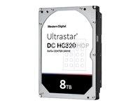 WD Ultrastar DC HC320 HUS728T8TALE6L1