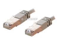 C2G Cat5e Booted Shielded (STP) Network Patch Cable